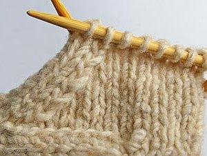 Носки как вязать после пятки спицами