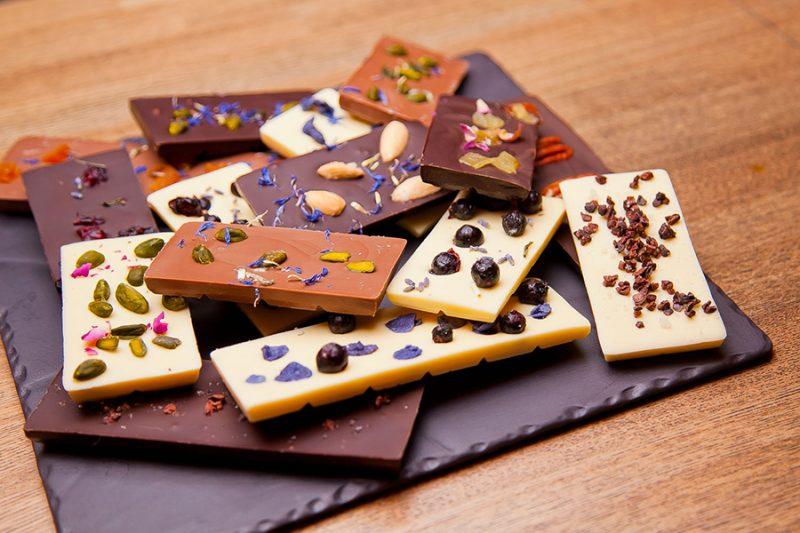 Производство шоколада мини