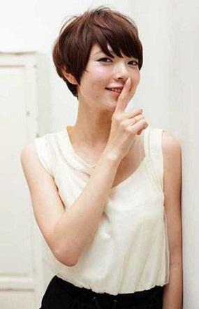 Korean Hairstyles for Girls 15