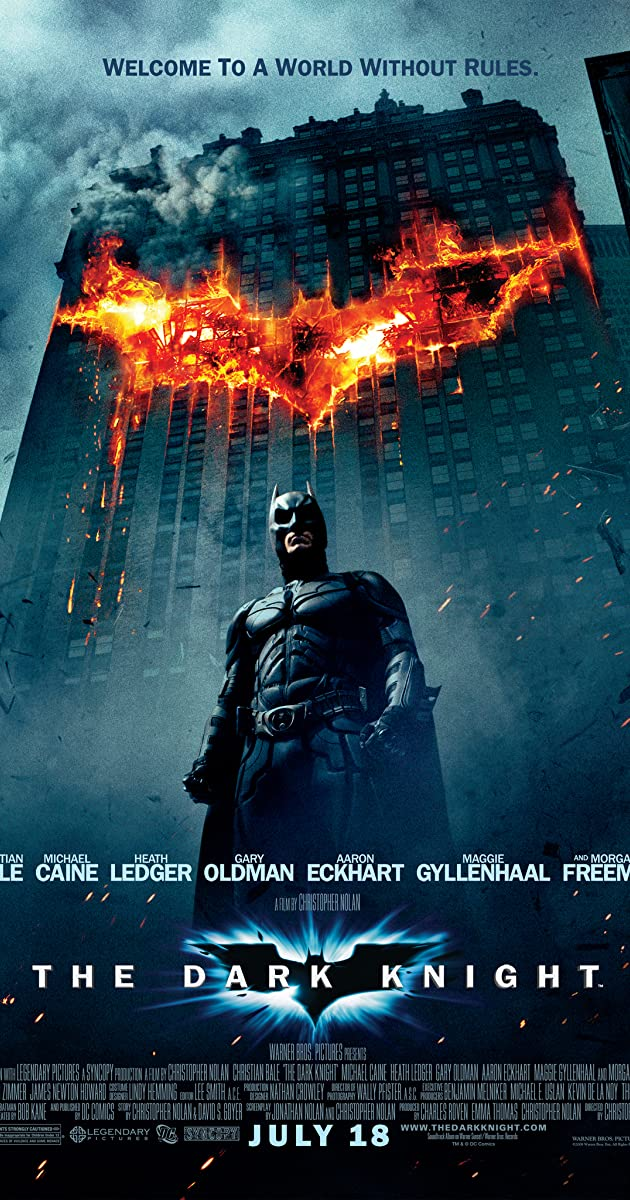Heath ledger new batman