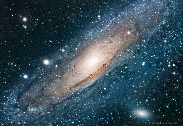Star galaxy фото