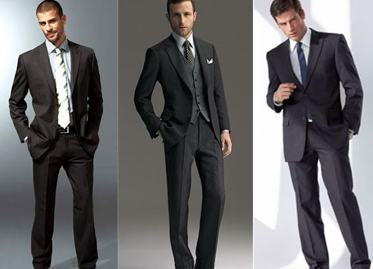 Деловой стиль одежды для мужчин фото