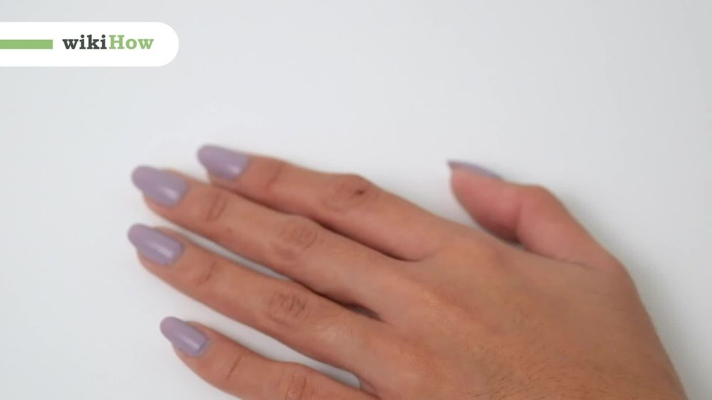 How to take off acrylic nails without pain