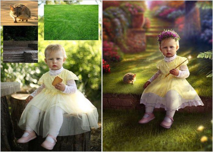 Идеи фотографий для фотошопа