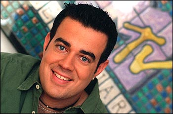 How did carson daly lose weight