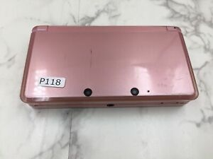 Nintendo 3ds misty pink us