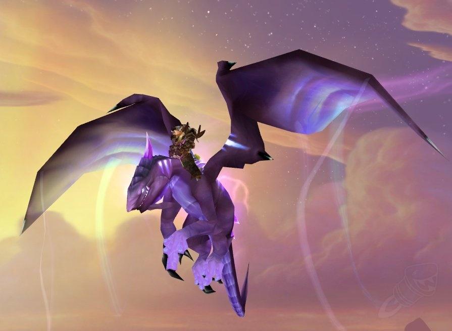 Nether wing drake