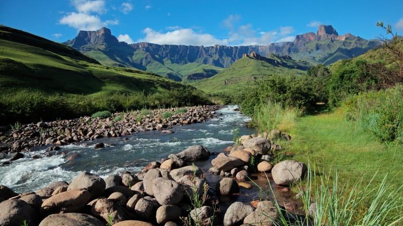 Hiking trails drakensberg south africa