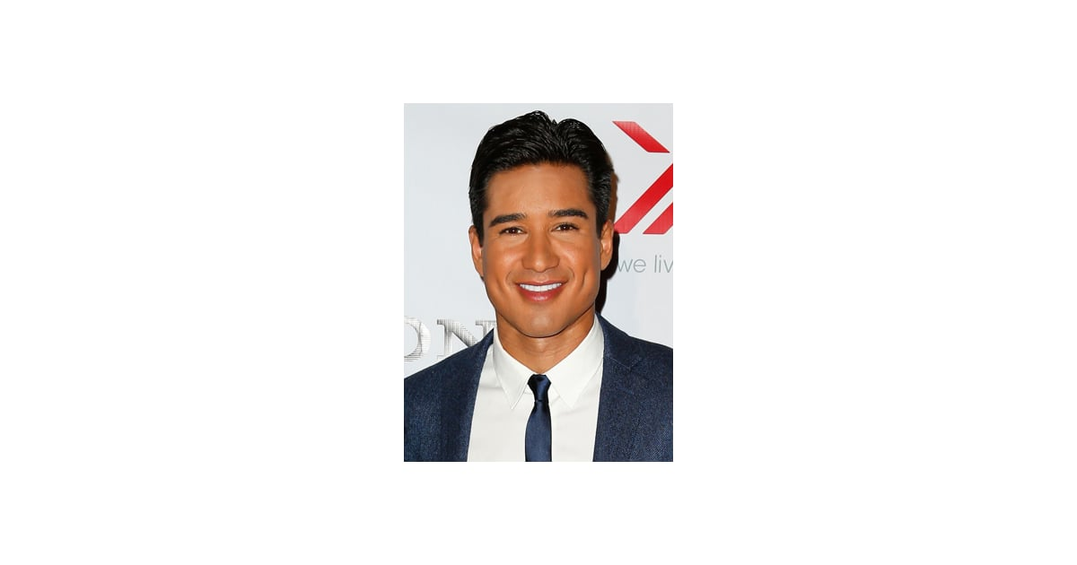 Pictures of mario lopez shirtless