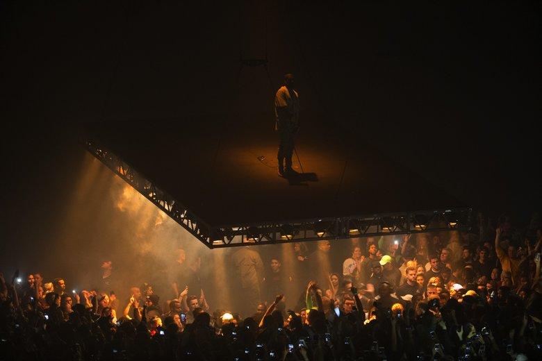 Kanye west seattle tickets