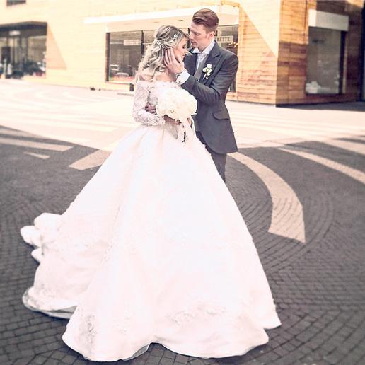Свадьба никиты преснякова и аиды калиева