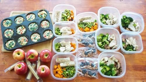 Диета дробное питание меню на неделю