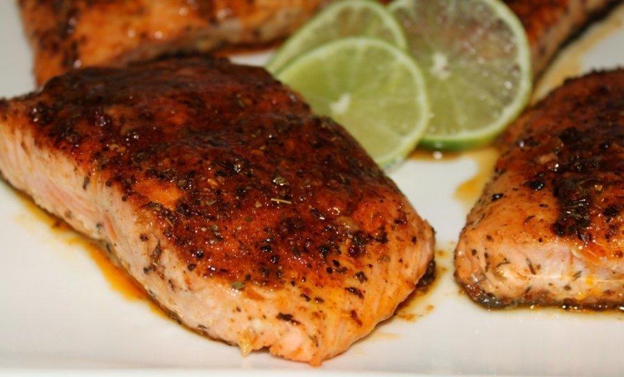 Как в духовке приготовить лосося в духовке в фольге