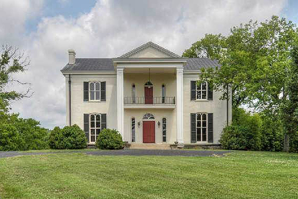 Tim mcgraw and faith hill tennessee home