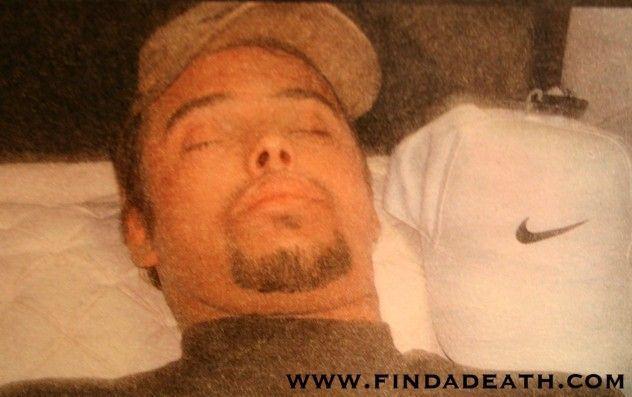 Dead celebrities morgue pics