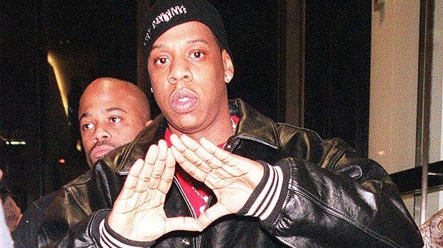 Illuminati celebrities - Jay Z