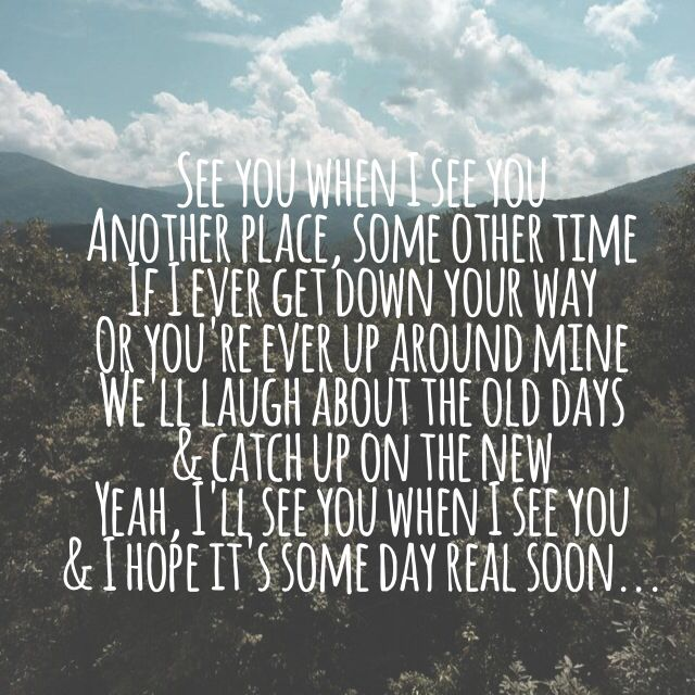 Jason aldean see you when i see you lyrics