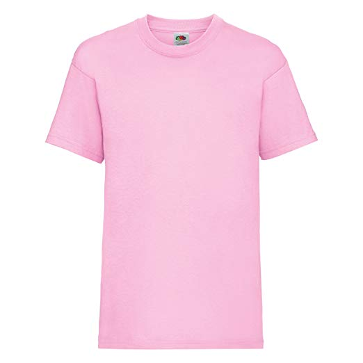 Pink t shirts for kids