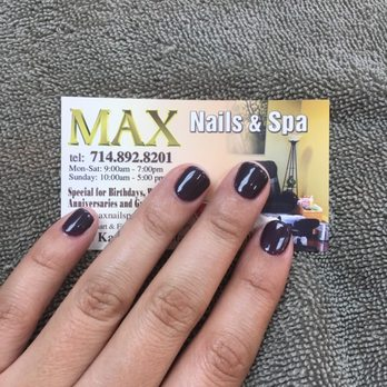 Max nails