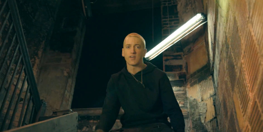 Eminem survival 320