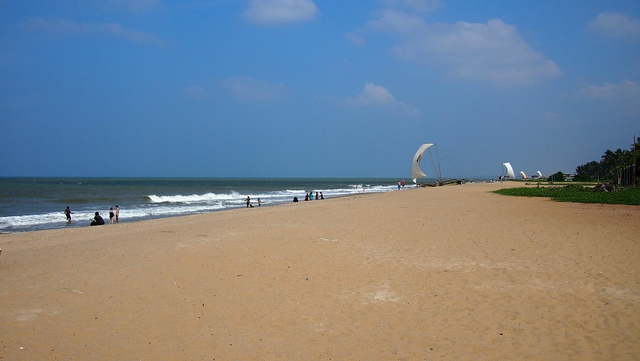 Лучшие пляжи шри ланка в ноябре