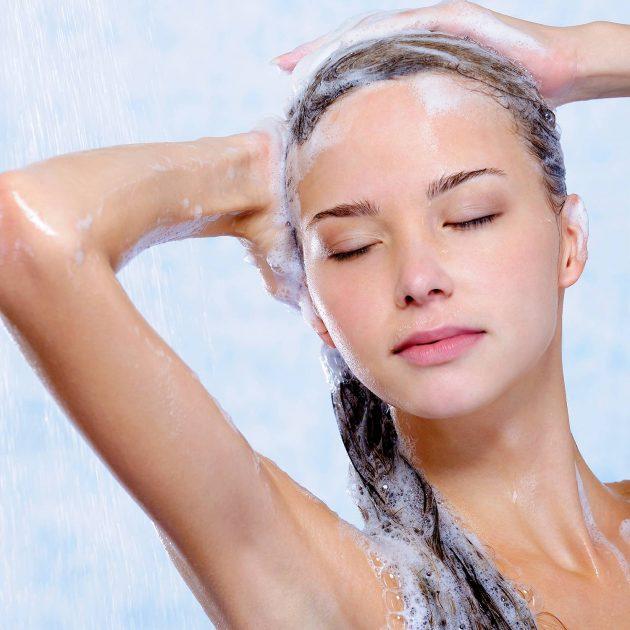 Как в домашних условиях смыть цвет волос