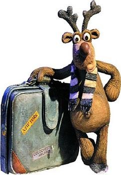 Robbie the Reindeer in Close Encounters of the Herd Kind (2007)