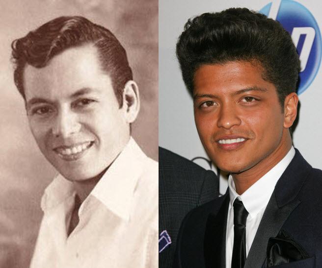 Bruno mars what race