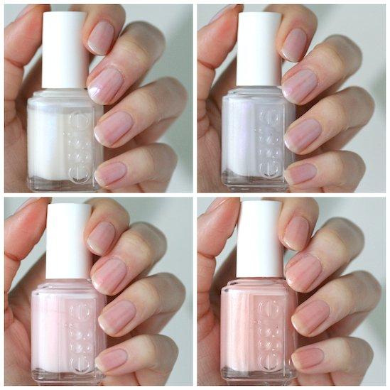 Nail hardener for weak nails