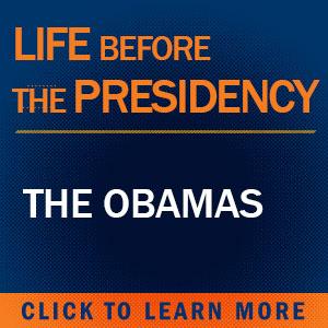 Barack obama before presidency
