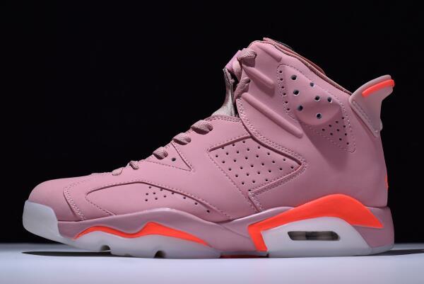 Pink retro 6 jordans