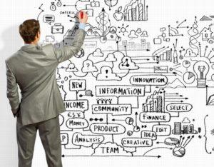 Различия бизнес и предпринимательство