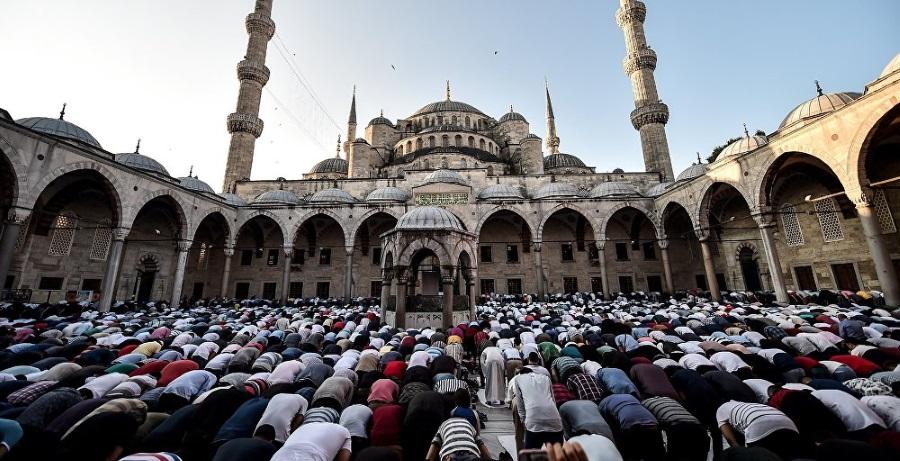 Исламский обычай