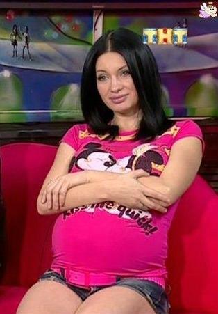 Евгения феофилактова беременная
