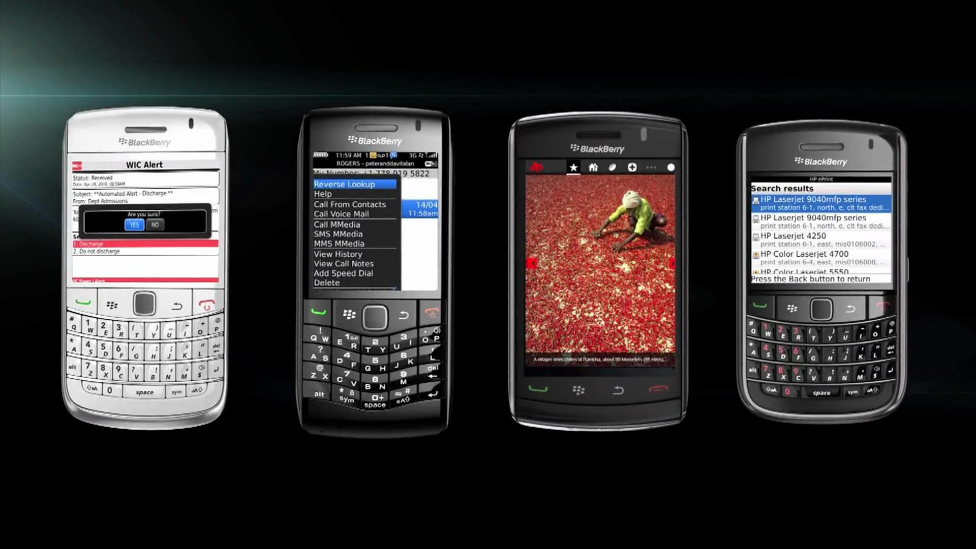 Blackberry super app challenge