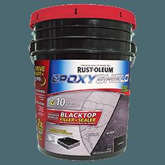 Epoxyshield driveway sealer plus
