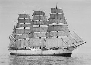 Windjammer cruises fantome