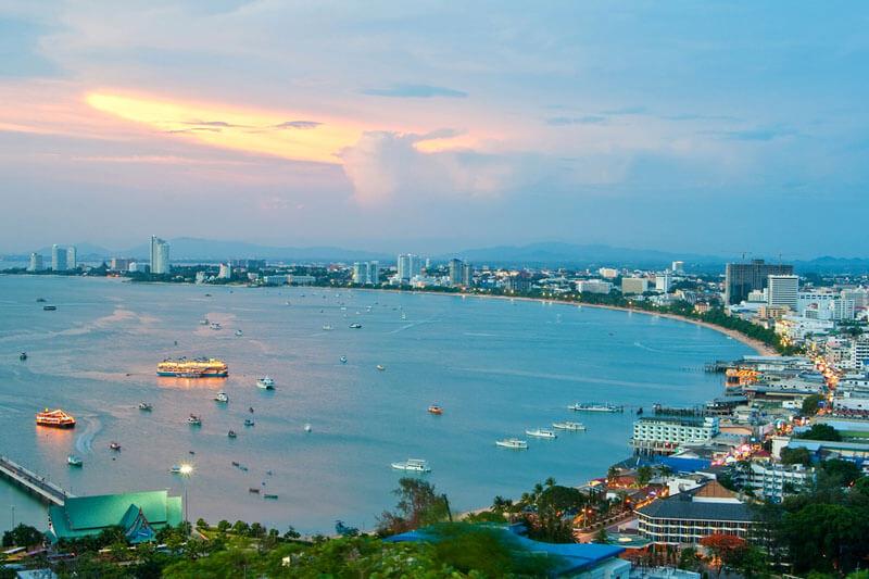 Куда в тайланде лучше поехать