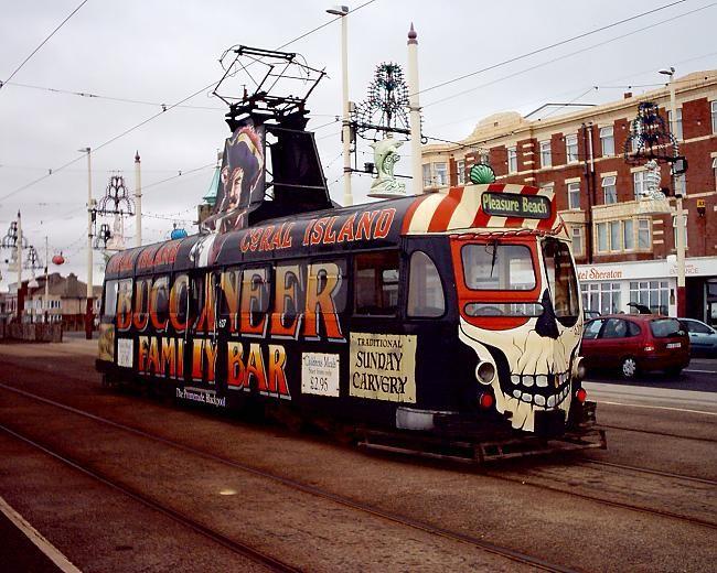 Трамвай старый фото