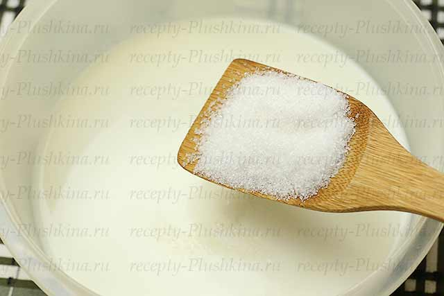 Блины на кефире рецепт ажурные