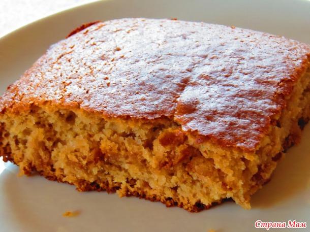 Пирог на сметане с вареньем рецепт