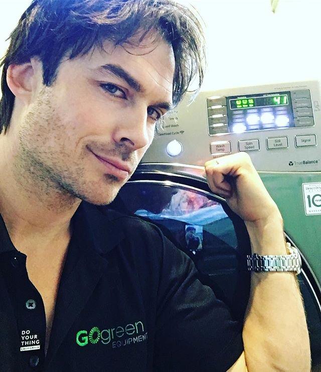 Ian somerhalder on instagram