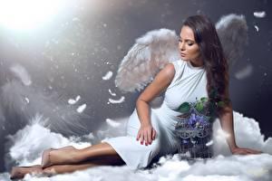 Фото Ангелы Девушки