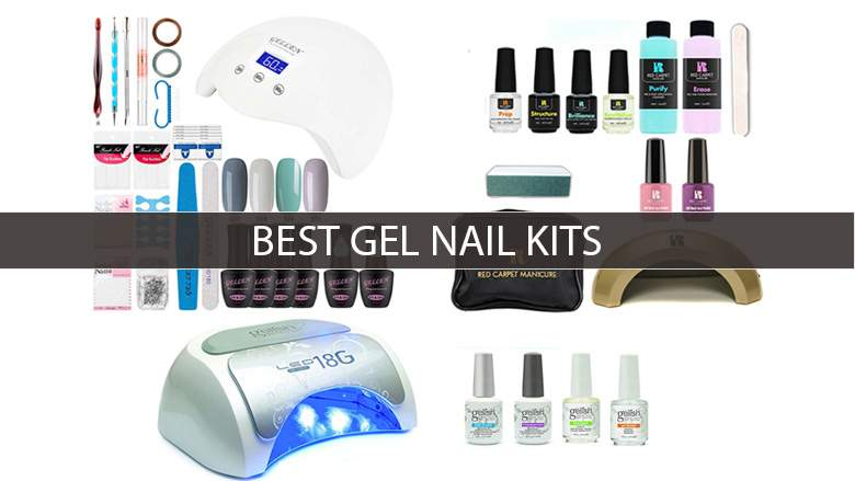 Where can i buy gel nails kit
