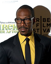 Eddie murphy talks about whitney houston