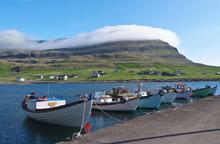 Путешествия на Фарерские острова, Дания
