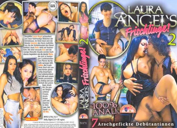 Скриншот №1 для Laura Angel?s Frischlinge 2 (MMV) [2001 г., Busty, MILFs, Anal, Facial, DVDRip]