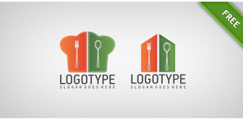 29-Vector Free Logo Templates for Restaurants