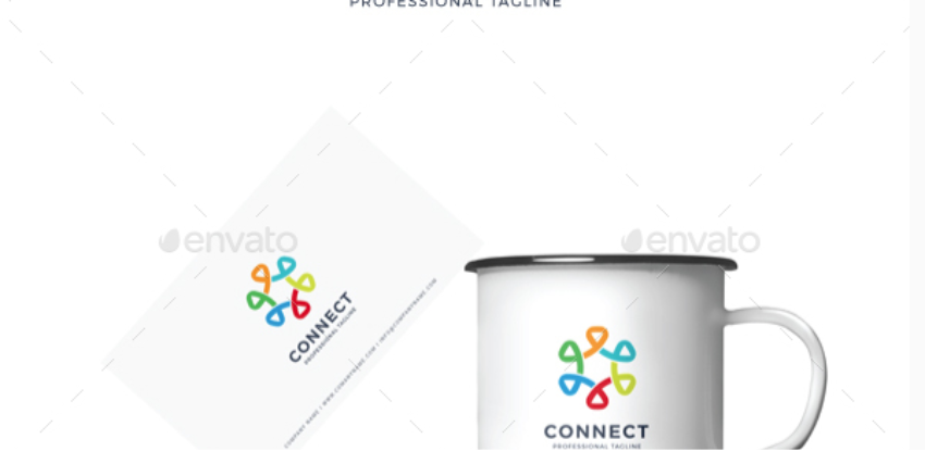 8-Connect Logo