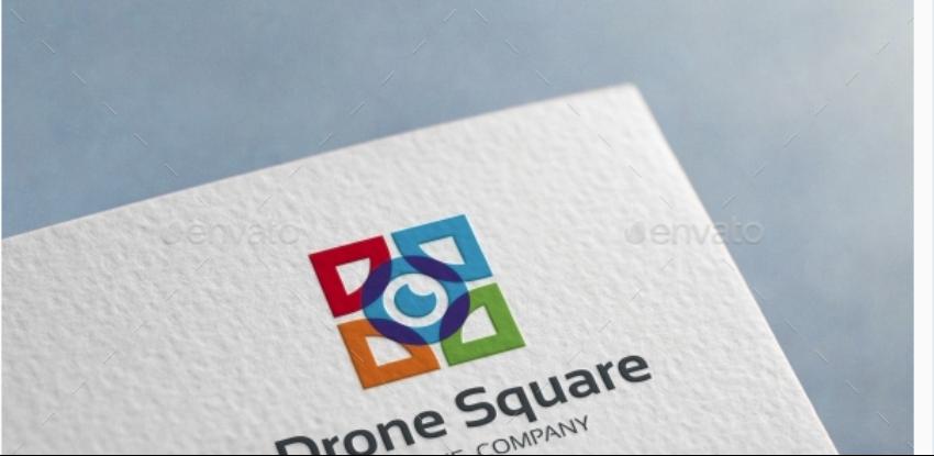 14-Drone Square Logo